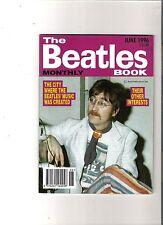 BEATLES MONTHLY magazine issue: 246  - June 1996