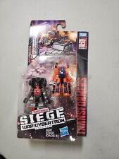 Transformers Toys Generations War for Cybertron: Siege Micromaster Wfc-S33 Au...