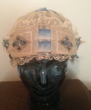 Beautiful Antique Victorian - Early 1920's Delicate Ladies Hat