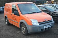 2002 Ford Transit Connect for Breaking/parts Only