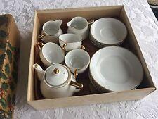 Vintage Meito Childs Tea Set 21 pcs. in box