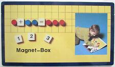 Jeu magnétique 1, 2, 3... Magnet-Box À partir de 6 ans / Apprendre le Calcul