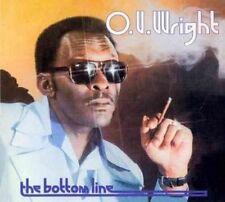 The Bottom Line 0767981116723 by O.v. Wright CD