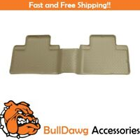 Husky Liners 73913 - Classic Style Series - Third Row Floor Liners - Tan