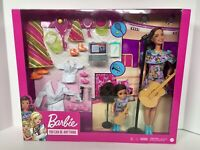 New Multi-Pack Barbie And Chelsea Dolls You Can Be Anything With Accessories