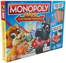 Juegos De Mesa Monopoly Junior Ebay
