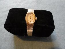 Vintage Wind Up Swiss Made Caravelle Ladies Watch