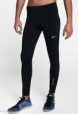 Nike Therma Men's Running Tight 858141-010 Black Small