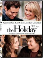 The Holiday [New DVD] Ac-3/Dolby Digital, Dolby, Dubbed, Subtitled, Widescreen