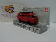 """Busch 94123 - Goliath Express 1100 """" Feuerwehr """" in rot 1:87 NEU"""