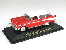 CHEVROLET NOMAD 1957 1:43 RED AND WHITE 94203 YATMING ROAD SIGNATURE NEW MODEL