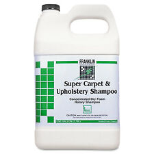 Franklin Cleaning Super Carpet & Upholstery Shampoo 1gal Bottle 4/Carton