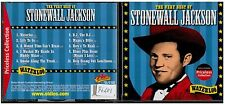 1732 - CD - THE VERY BEST OF STONEWALL JACKSON - WATERLOO