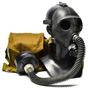 Soviet Russian Gas mask PDF-2 SH. Child Full set NATO Filter CF F3 NBC 40mm NEW