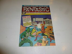FANTASTIC Comic - No 32 - Date 23/09/1967 - A Power Comic