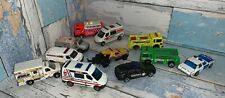 130+ Emergency Die Cast Vehicles In Used Condition $80 Shipped
