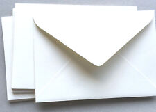80 x C5  White Textured Envelopes Size 162x229mm