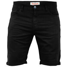 Mens Chino Shorts Stallion Stretch Casual Cotton Cargo Jeans Summer Half Pants.