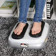 HOMCOM Leg Exerciser Automatic Feet Mover Circulation Walking w/ Remote Control