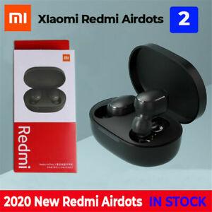 Per Xiaomi Redmi Airdots 2 Wireless Bluetooth Earphones 5.0 Global Version