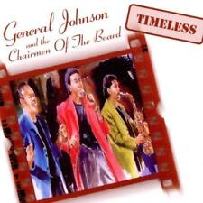GENERAL JOHNSON & CHAIRMEN OF THE BOARD Timeless NEW & SEALED MODERN SOUL CD