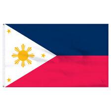 Philippines flag 3ft x 5ft Nylon