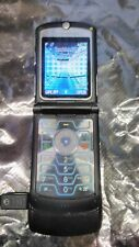 Motorola RAZR V3 UNLOCKED FIDO Cellular Phone