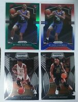 2019-20 Prizm Mfiondu Kabengele Green+RWB Prizm Rookie Card RC.19-20 Draft Picks