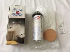 Froth-a-matic By Bonjour Coffee Drinks. Milk and Desserts Frother