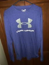 Under Armour Heatgear Large Long sleeve Bl