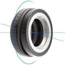 Tilt Shift Adapter Ring for M42 Mount Lens to Fujifilm Fuji FX X-Pro2 X-Pro1 XT2