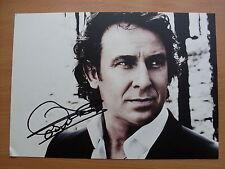 ►► MARCO BORSATO  - Original Autograph / Signeren / 100% Authentic Hand Signed