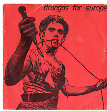 "Drongos For Europe - Death's A Career 7"" Single 1982"