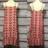 Anthropology Nanette Lepore Women Dress $119 Size 2-10 Floral Spaghetti Straps