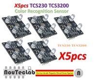 5pcs TCS230 TCS3200 RGB Color Recognition Sensor Detector Color Sensor Module