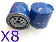 8x Oil Filter Suits OPEL 650385 // (F170