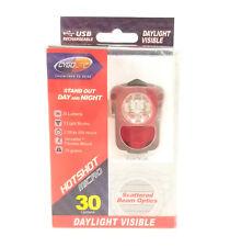 CygoLite Hotshot MICRO 2 Watt LED USB Rechargeable Bike Tail Light