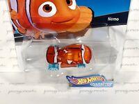2019 Hot Wheels Disney Pixar Character Cars VHTF Finding Nemo Movie - NEMO
