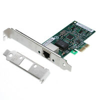 Intel 82574L Chip PCI-E Express Gigabit Ethernet Network Card Adapter 4 Ports