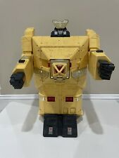 """Vintage 1996 Power Rangers ZEO Deluxe """"Pyramidas The Carrier Zord"""""""