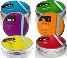 6 x Muk 95 gms- Mixed pack 1 of each Hard , Filthy , Raw , Slick , Dry and Rough