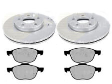 FRONT BRAKE DISCS & PADS VOLVO C30 S40 V50 (300mm) PLEASE CHECK SIZES