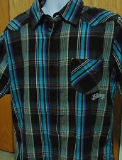 Billa Bong designed in California  Short Sleeve Shirt Extra Large