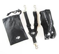 DJI Mavic/Phantom 4/3/2 Dual Shoulder Belt Neck Strap Sling Lanyard Transmitters