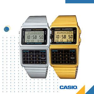 GENUINE Casio DBC-611 Databank Vintage Mens Unisex Digital Watch Calculator