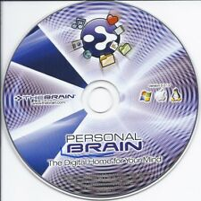 Personal Brain Pc software Cd