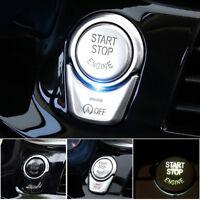 Engine Start Stop Switch Button Covers for BMW 5 Ser G30 530li 540li 528li 2018