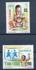 Cabo Verde - 2000 - SOS Villages - MNH