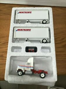 Winross Ford Watkins Motor Lines  Tractor/Double Trailer 1/64