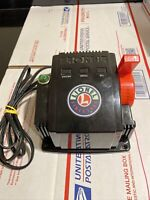 Lionel CW-80 80 Watt Transformer, Has Buzzing Sound But Works